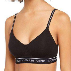 Calvin Klein CK One Cotton Wirefree Bralette
